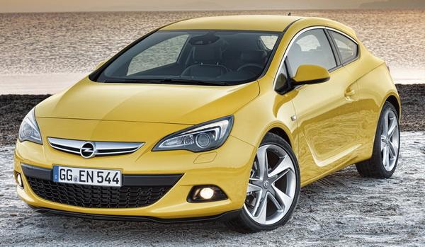 Opel Astra GTC б/у запчасти